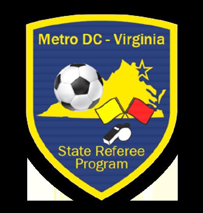 Metro DC-Virginia State Referee Program